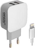 Зарядное устройство сетевое Ginzzu GA-3010UW -