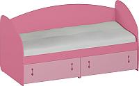 Кровать-тахта Softform Миа мини (пинк/каприче) -