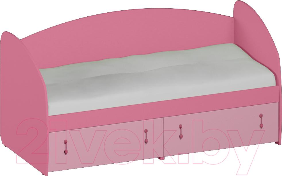 Купить Односпальная кровать Softform, Миа мини (пинк/каприче), Беларусь