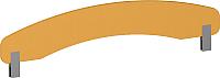Бортик для кровати Softform Миа (оранжевый) -