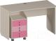 Письменный стол Softform Миа (пинк/каприче) -