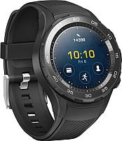 Умные часы Huawei Watch 2 Sport / LEO-BX9 (черный) -