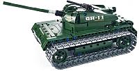 Радиоуправляемая игрушка Qihui Конструктор Танк / 8011 -