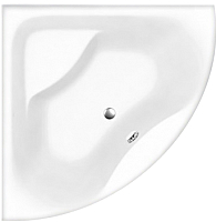 Ванна акриловая Banoperito Sefora 140x140 (с ножками) -