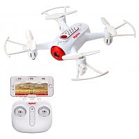 Квадрокоптер Syma X22W (с барометром и Wi-fi камерой) -