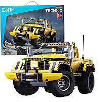 Радиоуправляемая игрушка CaDa Конструктор Пикап / C51003W -