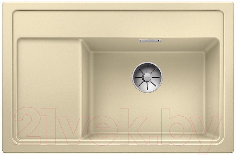 Купить Мойка кухонная Blanco, Zenar XL 6 S Compact / 523760, Германия, искусственный гранит