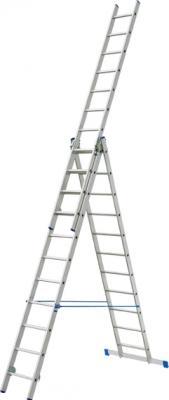 Лестница секционная Elkop VHRP3x17 - общий вид