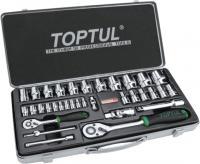 Универсальный набор инструментов Toptul GCAD3402 (34 предмета) -