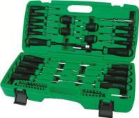 Универсальный набор инструментов Toptul GAAI5801 (58 предметов) -