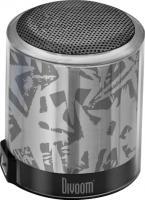 Мультимедиа акустика Divoom UPO-BUD (серебристый) -