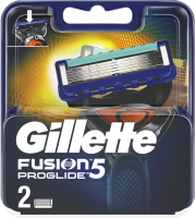 Сменные кассеты Gillette Fusion ProGlide (2шт) -