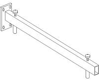 Кронштейн для умывальника Акватон Ричмонд 150 (1A156203RD000) -