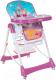 Стульчик для кормления Pituso Bonito Волшебный замок / HC21-Purple (сиреневый) -