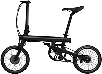 Электровелосипед Xiaomi MiJia QiCycle Folding Electric Bike / YZZ4007GL (черный) -