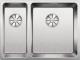Мойка кухонная Blanco Andano 340/180-IF / 522973 -