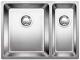 Мойка кухонная Blanco Andano 340/180-IF / 522975 -