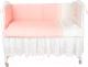 Комплект в кроватку Lappetti Карета / 6032/2 (розовый) -