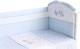 Комплект постельный в кроватку Lappetti Прогулка / 1026/1 (голубой) -