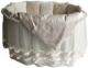 Комплект в кроватку Lappetti Эстель / 5034/4 (бежевый) -