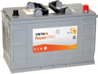 Автомобильный аккумулятор Deta Power DF1202 (120 А/ч) -