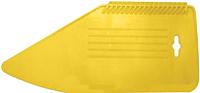 Шпатель Bauwelt обойный 28см (желтый) -