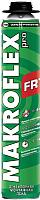 Пена монтажная Makroflex FR77 PRO огнестойкая профессиональная (750мл) -