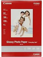 Фотобумага Canon GP-501 Photo Paper Glossy A4 (0775B001) -