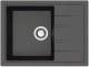 Мойка кухонная Berge BR-5850 (черный) -