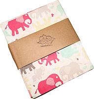 Пеленка Пеленкино Разноцветные слоники / DE 0310 -