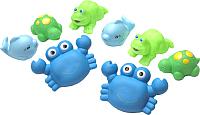 Набор игрушек для ванной Playgro Для мальчиков / 0109864 (8шт) -
