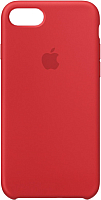 Чехол-накладка Apple Silicone Case для iPhone 8/7 Red / MQGP2 -