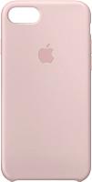 Чехол-накладка Apple Silicone Case для iPhone 8/7 Pink Sand / MQGQ2 -