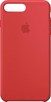 Чехол-накладка Apple Silicone Case для iPhone 8+/7+ Red / MQH12 -