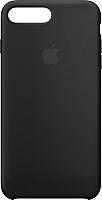 Чехол-накладка Apple Silicone Case для iPhone 8+/7+ Black / MQGW2 -