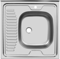 Мойка кухонная Ukinox STD600.600 5C 0R -