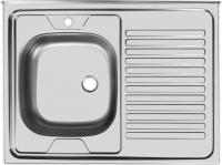 Мойка кухонная Ukinox STD800.600 5C 0L -