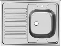 Мойка кухонная Ukinox STD800.600 5C 0R -