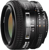 Стандартный объектив Nikon AF Nikkor 50mm f/1.4D -