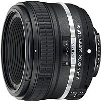 Стандартный объектив Nikon AF-S Nikkor 50mm f/1.8G -