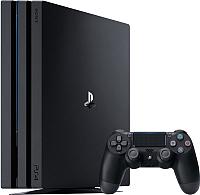 Игровая приставка Sony PlayStation 4 Pro 1TB (PS719937562/PS719773412) -