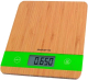 Кухонные весы Polaris PKS 0545D (bamboo) -