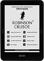 Электронная книга Onyx Boox Robinson Crusoe 2 (черный) -