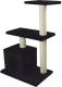 Комплекс для кошек UrbanCat K96-03-01 (черный) -
