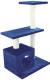 Комплекс для кошек UrbanCat K96-03-09 (синий) -