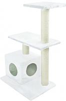 Комплекс для кошек UrbanCat K96-03-10 (белый) -