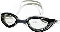 Очки для плавания Sabriasport 617318 (черный) -