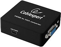 Конвертер Cablexpert DSC-HDMI-VGA-001 -