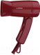 Компактный фен Lumme LU-1040 (красный гранат) -