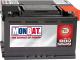 Автомобильный аккумулятор Monbat A78B3W0_1 низкий (77 А/ч) -